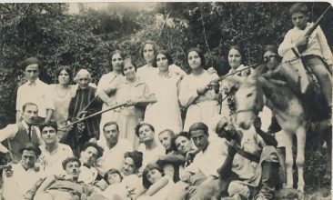 Anahid Kaloustian – August 1929