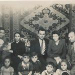 Balian and Zarmanian families - late 1940s