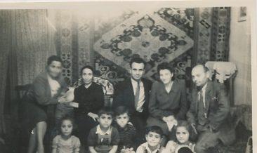 Balian and Zarmanian families – late 1940s