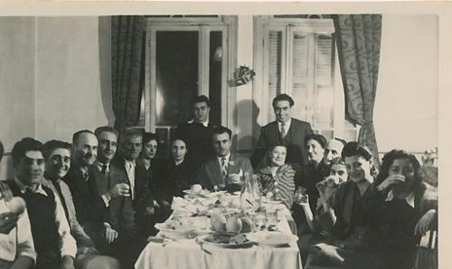 Balian family – 1950s