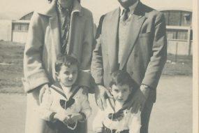 Balian family – 1952