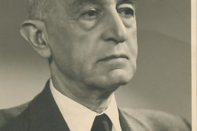 Arshag Kaloustian – 16 March 1954