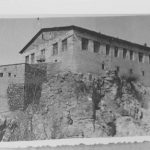 Church without steeple and bell tower, now a Turkish school - Arapkir