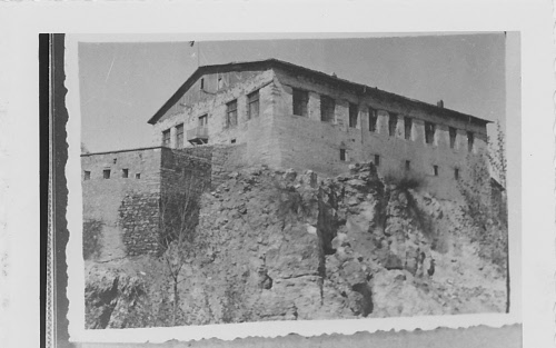 Church without steeple and bell tower, now a Turkish school – Arapkir