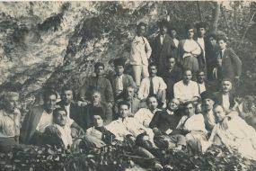 Goms, Seropeh Berberian and friends – 18 October 1928
