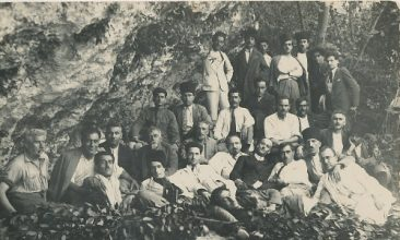 Goms, Seropeh Berberian and friends – 18 October 1928