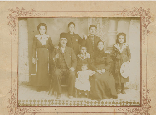 Haji Hagop Hovsepian – Berya (Aleppo) 21 September 1904