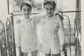 Hrair and Sebouh Balian (Lux-Art) – 1950s