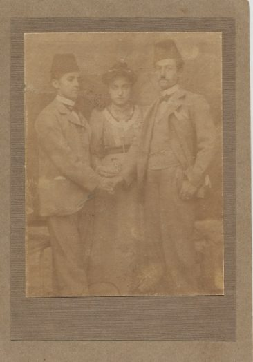 Unidentified Armenians – July 1902