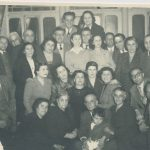 Kaloustian, Balian, Zarmanian, Kazanjian and Tutunjian families - 1952