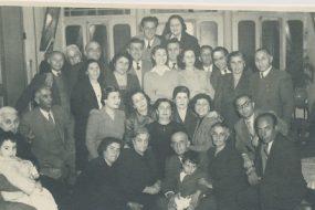 Kaloustian, Balian, Zarmanian, Kazanjian and Tutunjian families – 1952