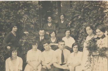 Kaloustian, Hovsepian, Terzian and Hatsakortzian families