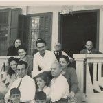 Kaloustian, Balian and Zarmanian families - 19 May 1946