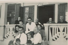 Kaloustian, Balian and Zarmanian families – 19 May 1946