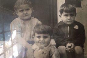 Lousig, Puzant and Sourig Zarmanian