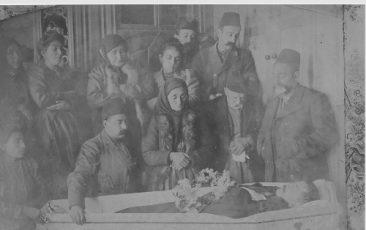 Funeral of Setrak – 1911