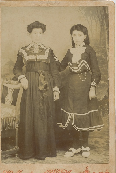 Armenian women – Summer 1905