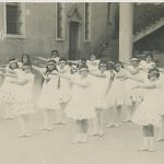 Armenian girls' orphanage - Adana circa 1909-1910