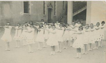 Armenian girls' orphanage – Adana circa 1909-1910