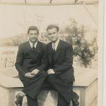 Memories, Antranik and Bedros - 19 April 1942