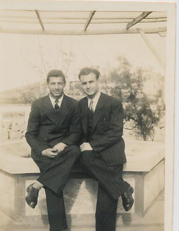 Memories, Antranik and Bedros – 19 April 1942