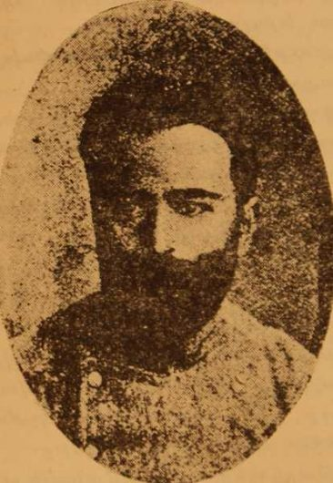 Apro, hero of Daron – 1896