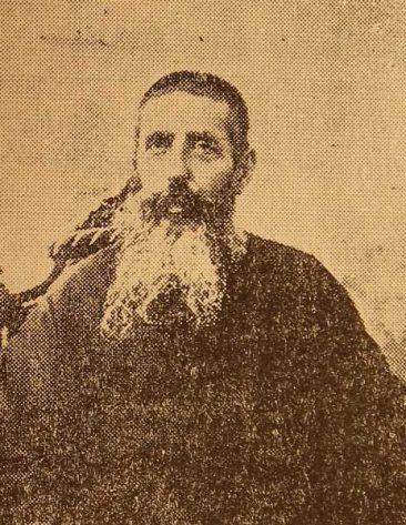 Ebiscobos Nerses Kharakhanian, Prelate of Daron