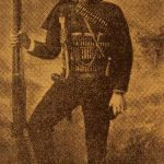 Fedayee Aram Hagopian, one of the three Gorun, hero of Daron