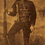 Fedayee Aram Hagopian, one of the three Gorun, hero of Daron