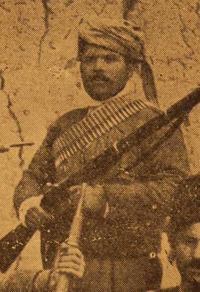 Fedayee Murad of Sebastia (Sevaz)
