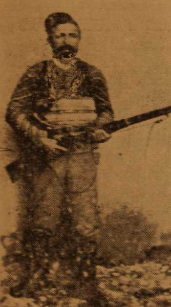Fedayee Saido Boghos, fighter of Norshen in Bitlis