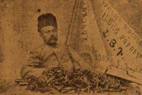 Haji Hagop Godoyan, hero of Daron