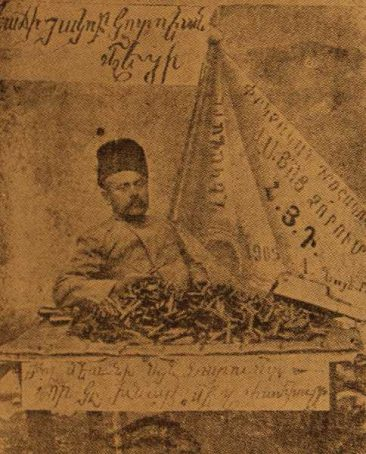 Haji Hagop Godoyan, hero of Daron