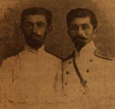 Isajan and Torkom