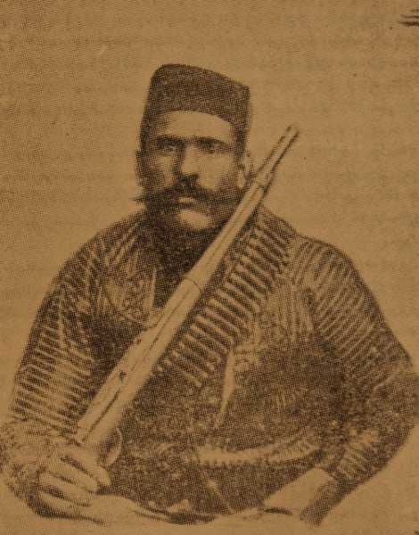 Jardar, hero of Daron in 1896