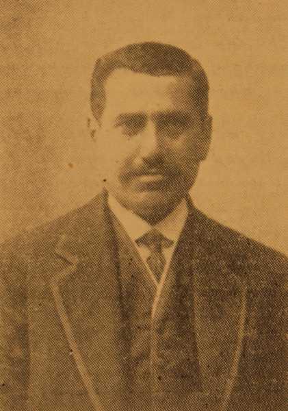 Mekhitar Shekhigian, one of the leaders of the Sasun Resistance