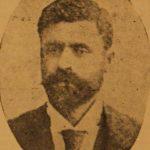 Fedayee Mekho Shahin, comrade of Arabo