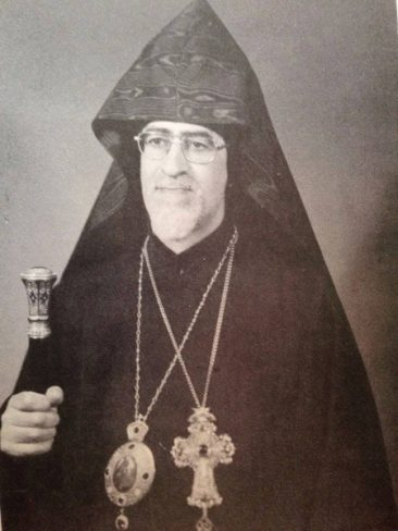 Bishop Guregh Kapikian