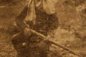 Second fedayee Gorun, hero of Daron