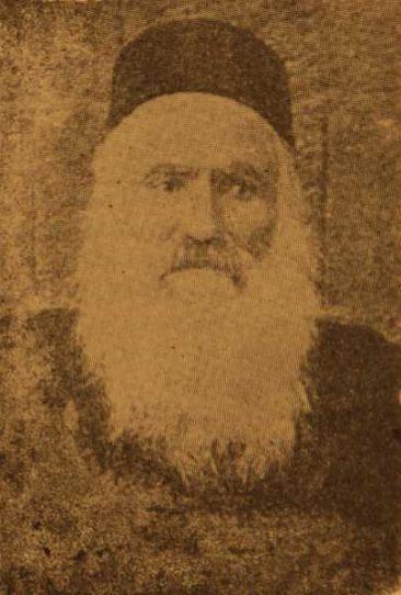 Vartan Vartabed, Superior of Surp Garabed Monastery