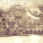 Group of gamavor (volunteers) - Sis between 1919-1921