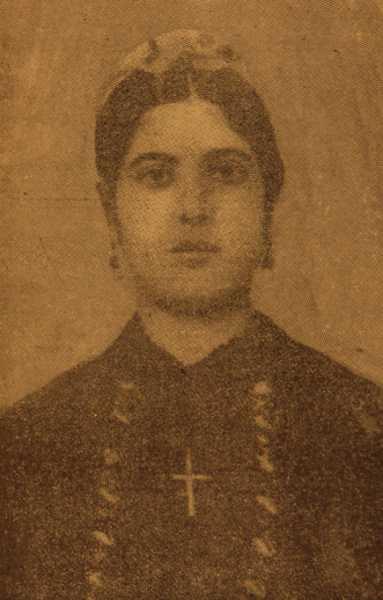 Hnchak Gulizar in 1890