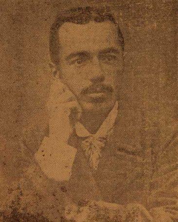 Armenag Hokhigian from Tiflis