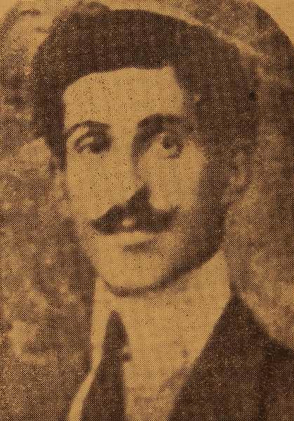 Tavit Yereyan, hero of Daron