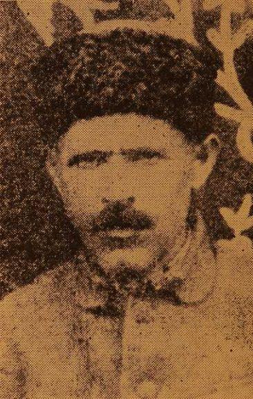 Tcholo, hero of Daron
