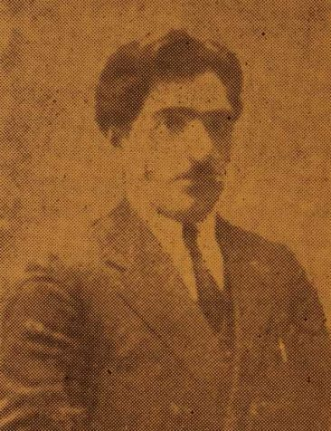 Ardashes Mirzoyan from Mogunk village