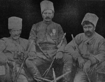 Sebouh, Antranig and Smpad