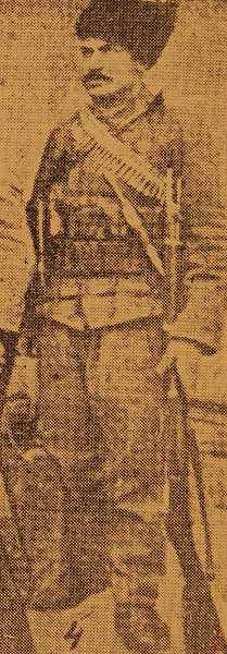 Serop, hero of Nemrud