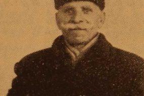 Tato, former partisan of Sasun