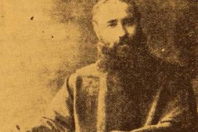 Archbishop Mesrob Naroyian, Patriarch of Constantinople